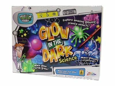Glow In The  Dark Weird Science Experiment Activity Chemistry Gift Educational