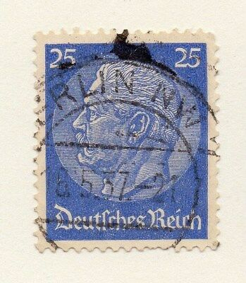 Germany 1932 Early Issue Fine Used 25pf. 115836