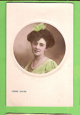 #a.    Lady Postcard -  Carrie  Moore