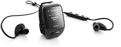 TomTom Spark Fit Cardio + Music GPS Running Watch Black - Large - From Argos