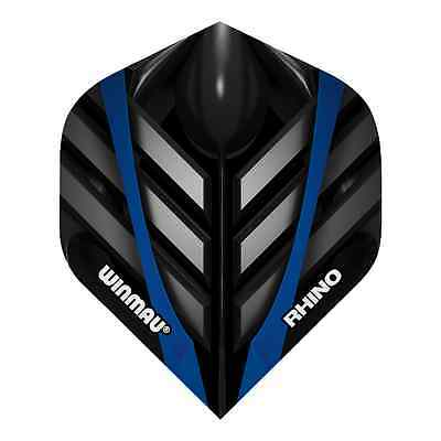 VANGUARD RHINO TOUGH STANDARD DART FLIGHTS - WINMAU - 1/5/10 Sets