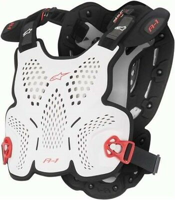 Alpinestars A-1 Chest Protector Roost Guard