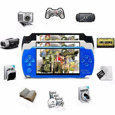 New 4.3'' Screen 8Gb 32 Bit & Pxp 3 Pvp 16 Bit 1Gb Fast Video Handheld Console