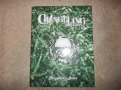 Changeling the Lost Storyteller's Screen