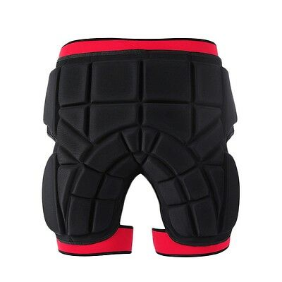 Newly Motorcycle Shorts Hip Protective Pads Outdoor Comfy Skating Armor Guard