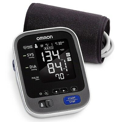 Omron 10 Series Upper Arm Blood Pressure Monitor with Bluetooth 1 ea (Pack of 6)