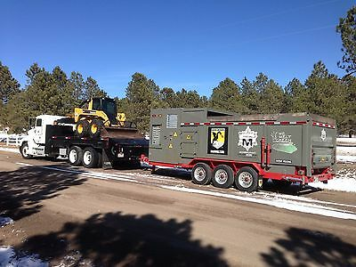 Turn Key Snow Removal Business/Frac Water Heater