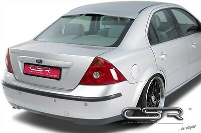 Race / Sport Design Rear Roof Spoiler For Ford Mondeo Mk3 Saloon Nice Gift