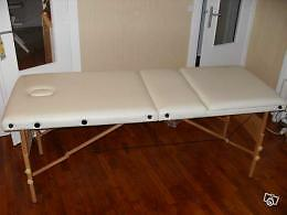 Table De Massage Transportable Professionnelle Neuve