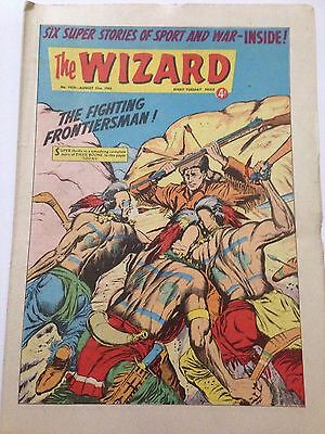 DC Thompson. THE WIZARD comic. August 31st 1963. Issue 1959 **FREE UK POSTAGE**