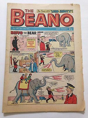 DC Thompson THE BEANO Comic. Issue 1583. November 18th 1972 **FREE UK POSTAGE**