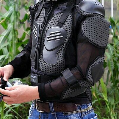 Motorcycle Jacket Outdoor Motocross Riding Full Body Armor Protcet Clothing Vest