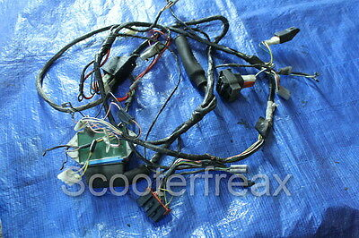 Piaggio ZIP 50 Fastrider ZAPC07 Kabelbaum Wiring Electric Cable Lead Hairness