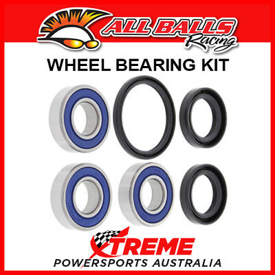 25-1115 Honda CBR 250RR (MC22) 1990-2000 Front Wheel Bearing Kit