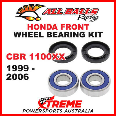 25-1379 Honda CBR1100XX CBR 1100XX 1999-2006 Front Wheel Bearing Kit