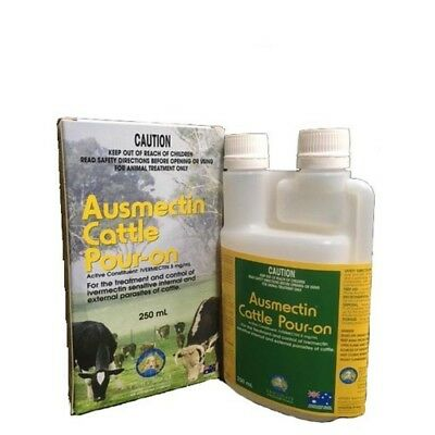 Ausmectin Pour On For Cattle