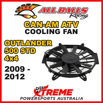 All Balls 70-1017 Atv Can-Am Outlander 500 Std 2009-2012 Cooling Fan Assembly