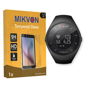 1x Mikvon flexible Tempered Glass 9H for Polar M200 Screen Protector accessories