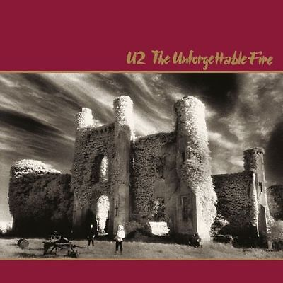 "U2 ""The Unforgettable Fire (Remastered Audio)"" 180g Vinyl LP Record (New&Sealed)"