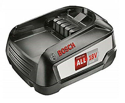 Genuine Bosch 18v Power4all Battery & Charger Twin Pack  NEW & VAT Receipt