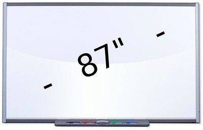 "Smart Board SB685 87"" with UF65w Projector"