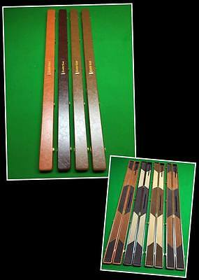 1 Piece Synthetic Leather Coutts Cues Case (2 middle cases sold)