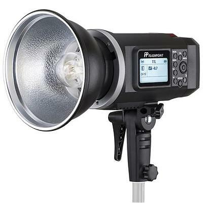 Flashpoint XPLOR 600 HSS TTL Battery-Powered Monolight (Bowens Mount)