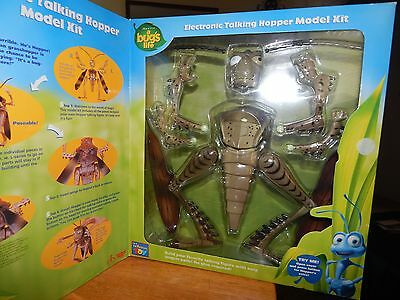 A Bugs Life Electronic TALKING HOPPER Model Kit 1998 LARGE! NEW! Free Ship!