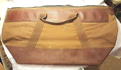 Vintage A. Rifkin Co Extra Large Safety Large/Bag with ARCO LOCK