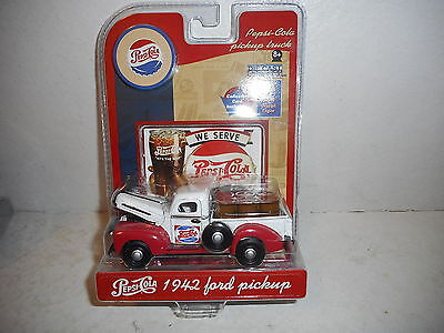 Gearbox Die-Cast 1942 Ford Pickup - Pepsi-Cola - 1:43 Scale - O Scale - NEW