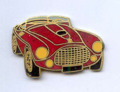 pin badge auto car ferrari 166 mm barchetta cabriolet convertible 24h le mans