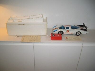 Porsche 917 REEL RC-Car RC-Modell 1:10 orig. 1976 Vintage Modell for Collector