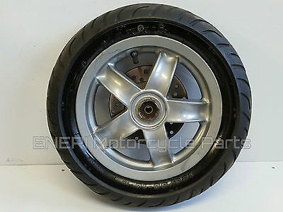 Piaggio Zip 50 2T Front Wheel 4Mm Tyre Tread
