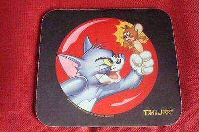 Tom and Jerry Mousepad Mat, PC, Hanna Barbera, Tom Y Jerry