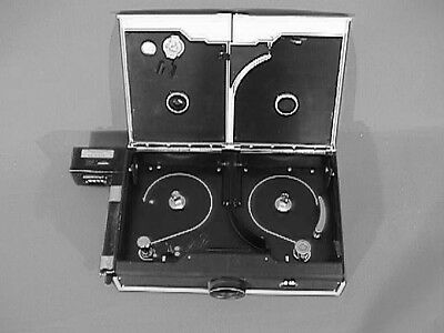 Bell & Howell Filemaster 1 Microfilm Microfiche Camera Head