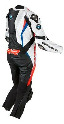 Bmw Racing Biker Motorcycle Leather Suit Mens Motorbike Leather Jacket Trouser