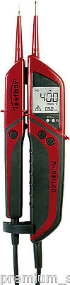 Testboy PRO III 3 LCD Two Pole Voltage Tester AC / DC 6 - 1400V Passage