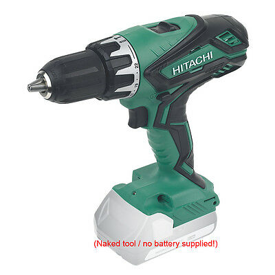 Hitachi 18V Li-ion Combi Drill NAKED / BARE TOOL  *NEW &  VAT RECEIPT INC*