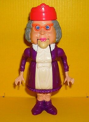 The real Ghostbusters Granny Gross Actionfigur Kenner 1988