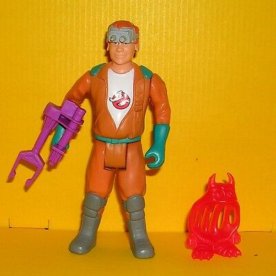 The real Ghostbusters Ray Stantz Actionfigur Fright Features Kenner 1987