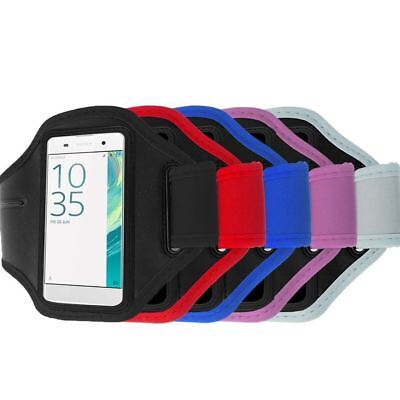 Sport Running Gym Armband Jogging Running Pouch Case Cover For Sony Xperia Xa