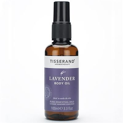 Tisserand Lavender Body Oil 100ml