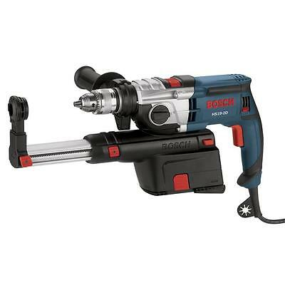 Bosch 1/2 in. Hammer Drill with Dust Collection