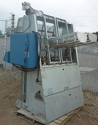 Sprinter Systems AB MP11 Carton Former, forming machine closure, Arenco, Etpack