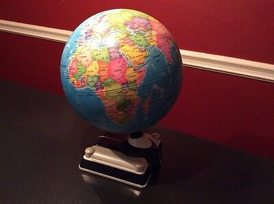 Discovery Kids World Globe Interactive Geography Illuminated Constellation Earth