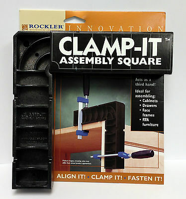 Clamp-It Assembly Square By Rockler Full Size.