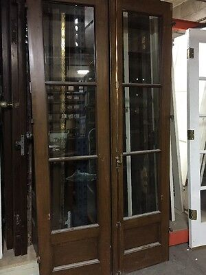 Spanish Mediterranean Old French Doors With Hardware Famous Poet Rod McKuen