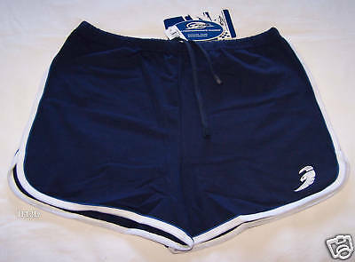 Ford Performance Racing FPR Ladies Navy Blue Sports Shorts Size 12 New