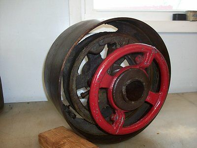 """14"""" CLUTCH PULLEY Hit and Miss Gas Engine"""