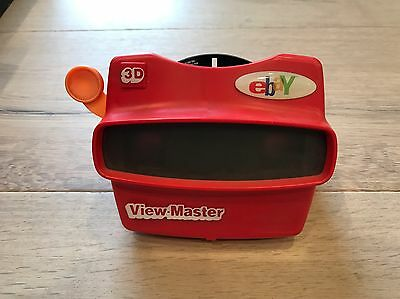 eBay Viewmaster with reel rare promotional ebayana